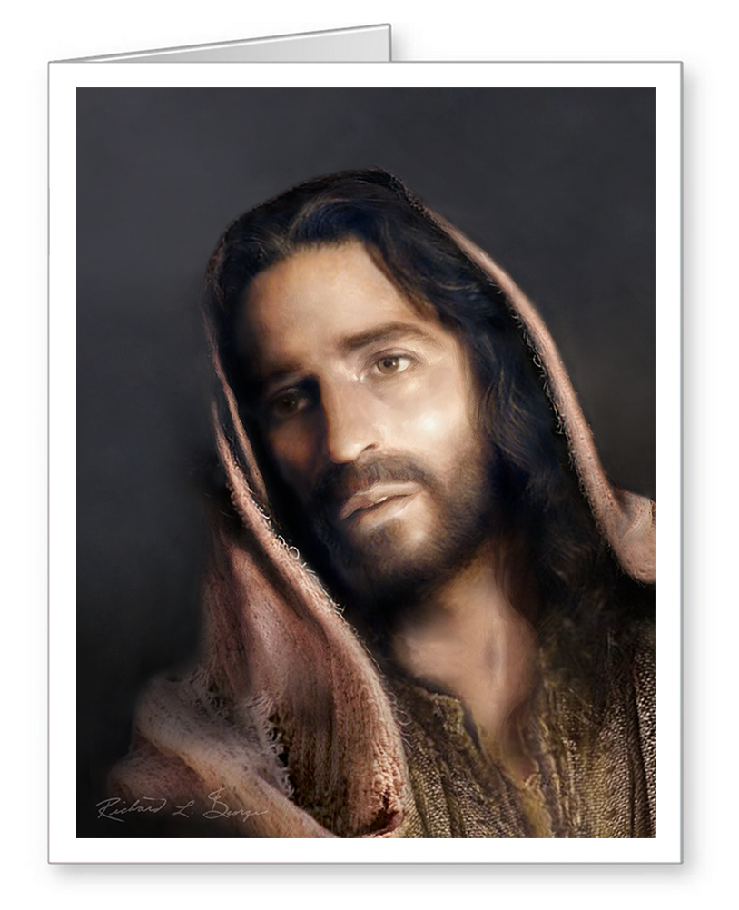 Portrait of the Christ